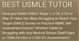 BEST USMLE TUTOR