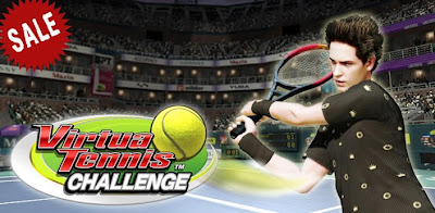 Virtua Tennis™ Challenge 4.0 apk+ SD Data