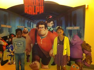 Wreck+It+Ralph+Screening Wreck It Ralph Review