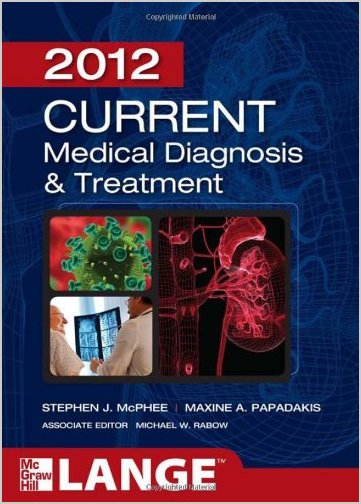 CURRENT Medical Diagnosis and Treatment 51st edition PDF