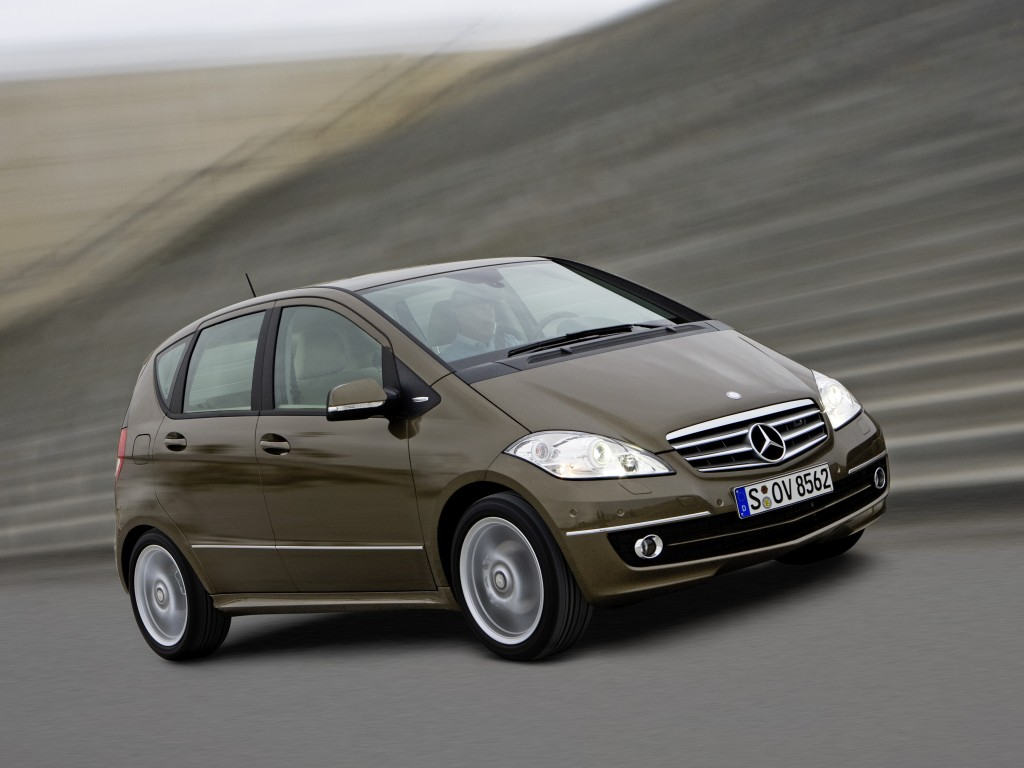 Mercedes Benz to launch compact car range in India by 2012