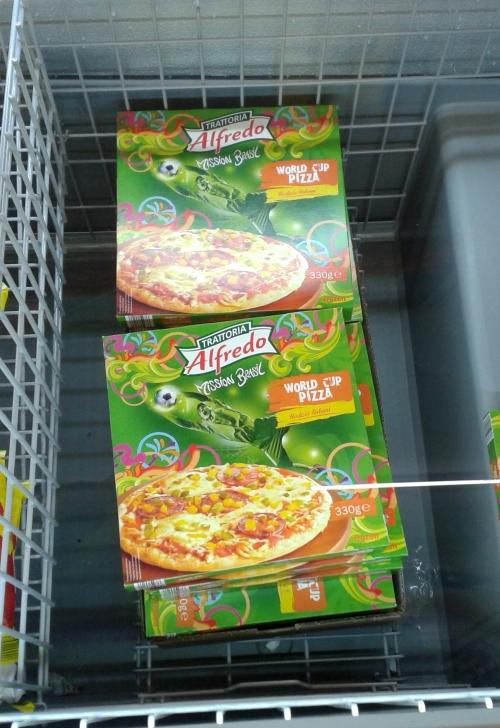 Pizza World Cup w Lidlu - fot. Tomasz Janus / sportnaukowo.pl