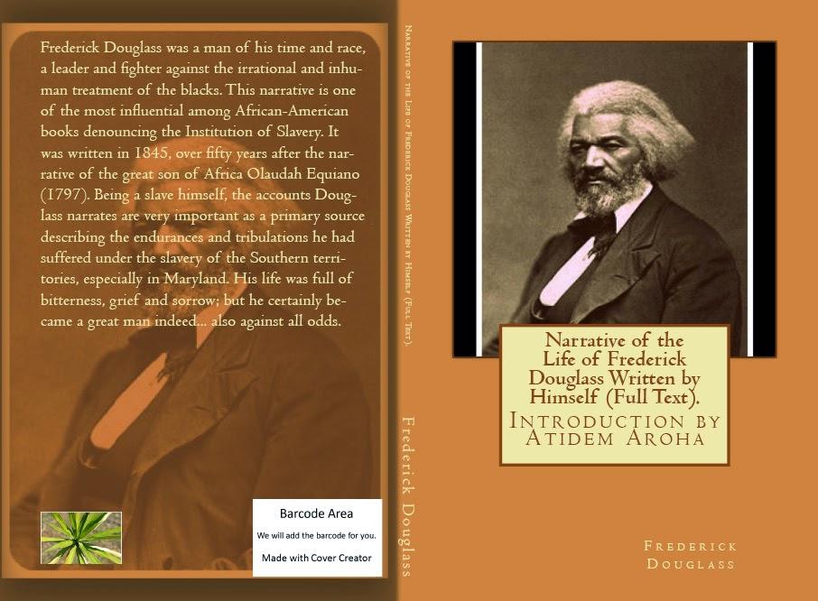 Narrative of the Life of Frederick Douglass at alejandroslibros.com