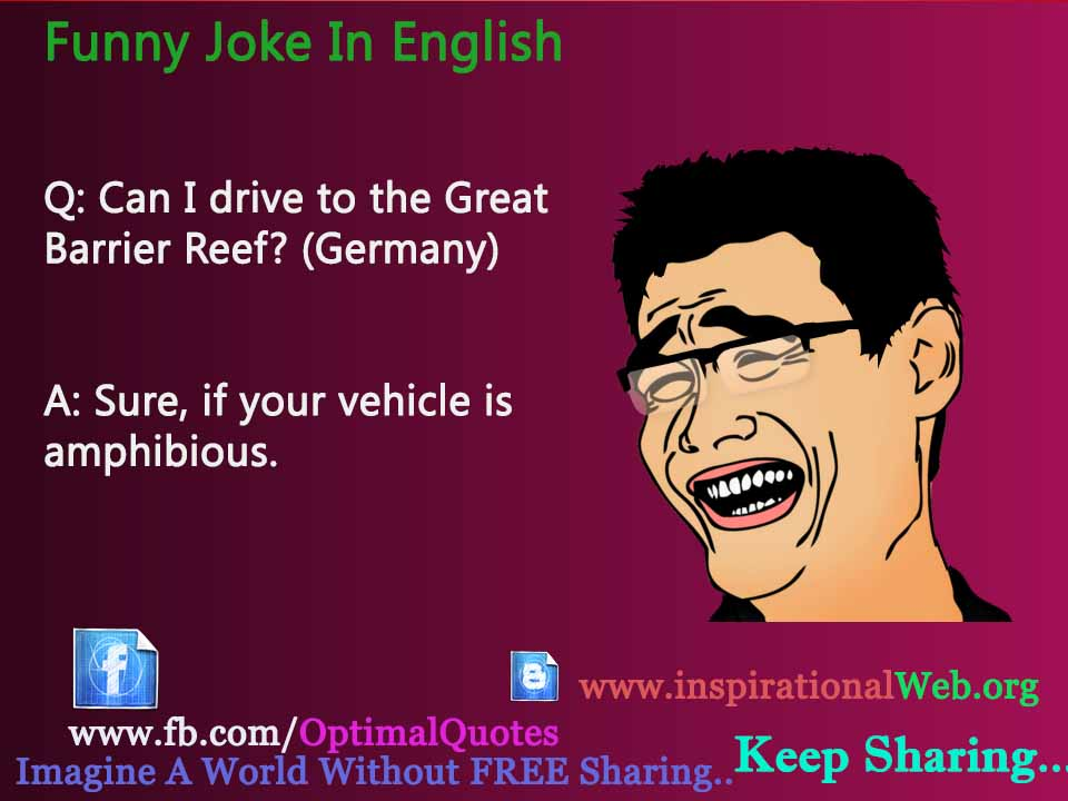 ultimate funny jokes in english free sms collection online