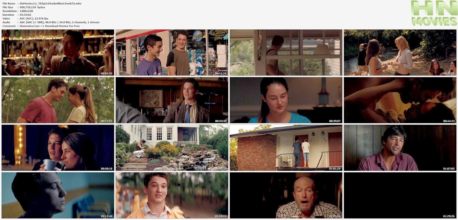 movie screenshot of The Spectacular Now fdmovie.com