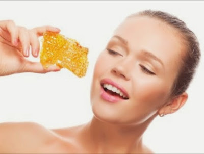 Honey Face Mask for The Delicate Skin of The Face