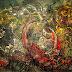 Mengintip Lukisan Sarat Makna milik Affandi, Museum Affandi - Jogjakarta