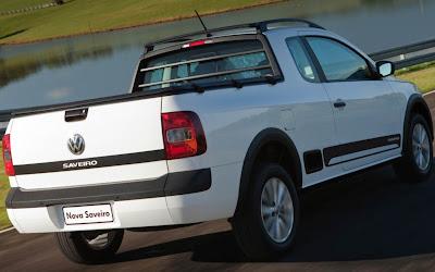 Nova Volkswagen Saveiro 2014 Tropper