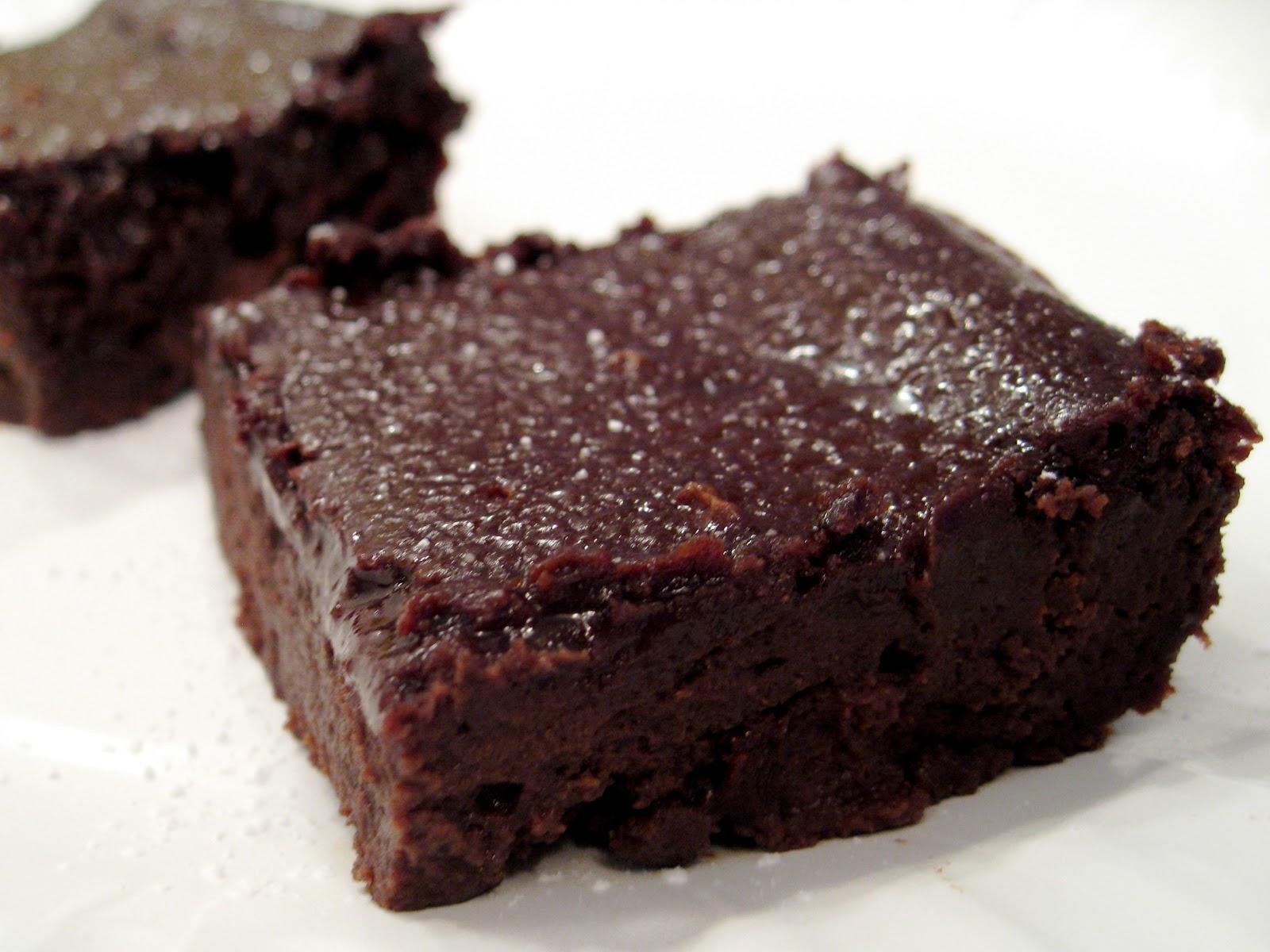 Fooling Mother Nature: Black Bean Brownies