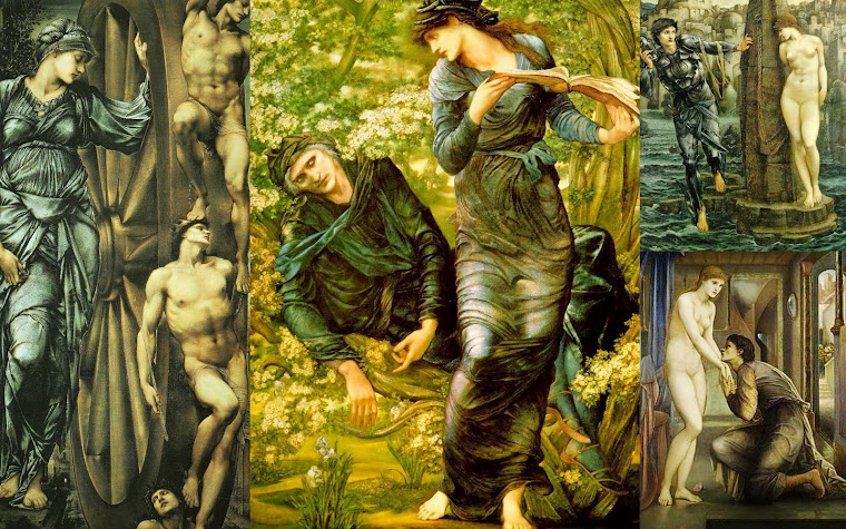 Edward Burne-Jones (1833-1898).