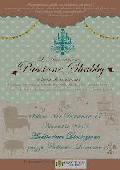 Primo evento creativo dedicato esclusivamente allo stile Shabby Chic
