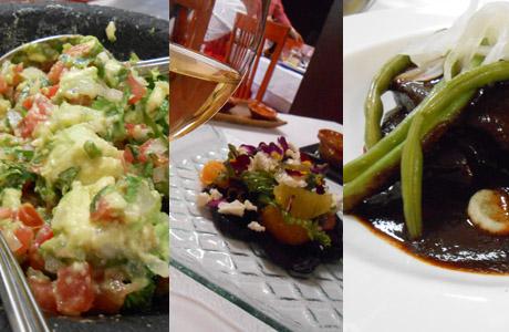 Restaurante Nicos, cocina mexicana, Ciudad de México