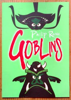 Cover for Goblins by Philip Reeve
