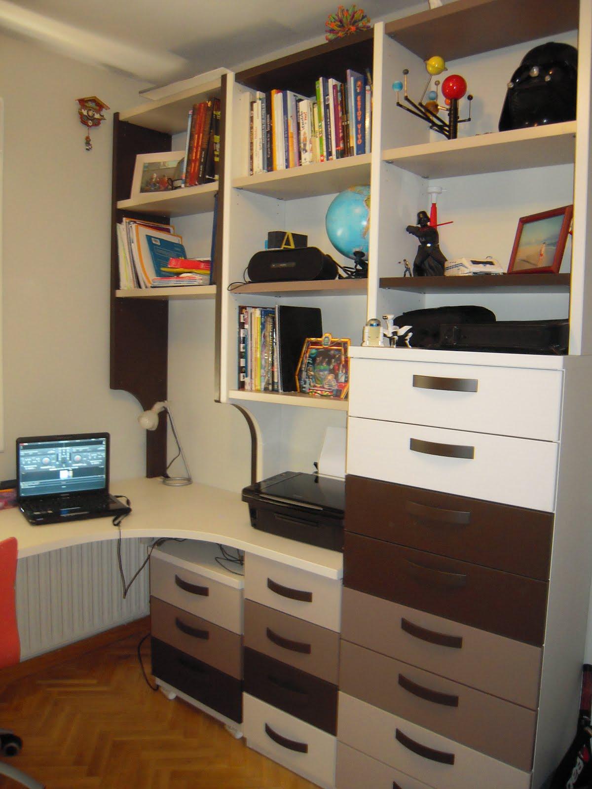 Dormitorios juveniles Habitaciones infantiles y mueble juvenil Madrid #9F6C2C 1200x1600