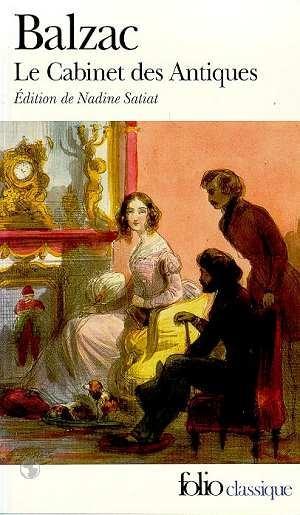 balzac zola project balzac le cabinet des antiques 1839
