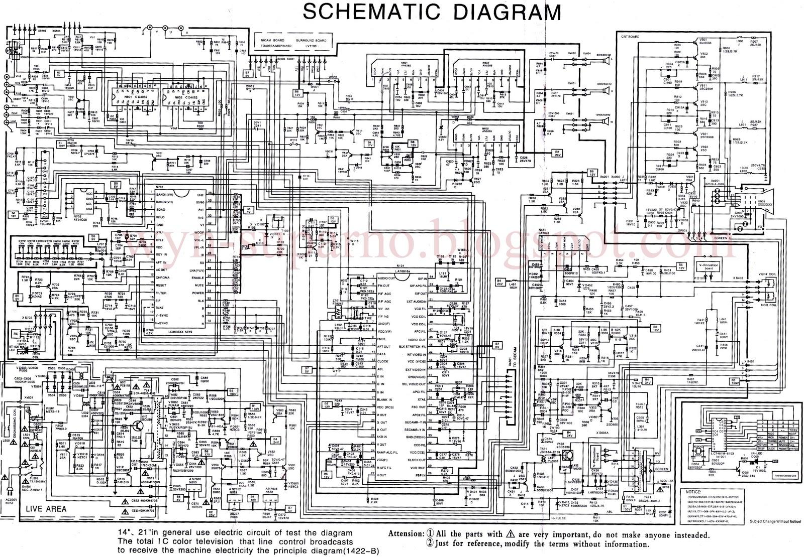 Схема erisson 2105 шасси