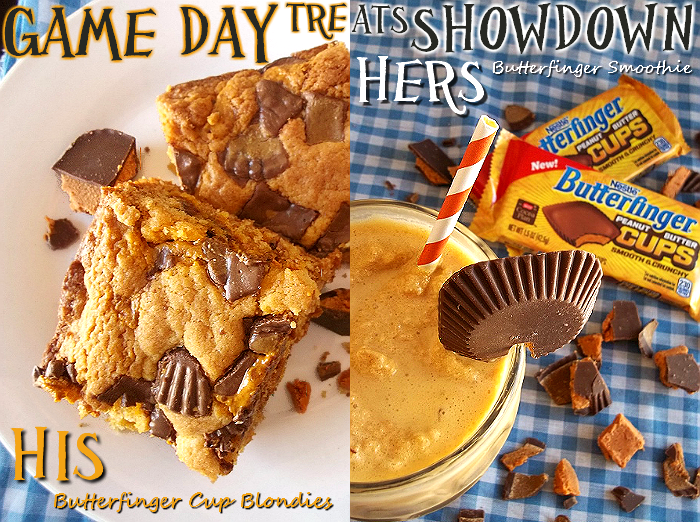 Game Day Treats Showdown With Butterfinger Cups #ThatNewCrush #shop #cbias