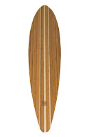 Bamboo Longboard Deck3