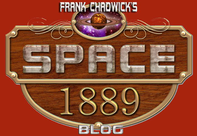 Frank Chadwick's Space:1889