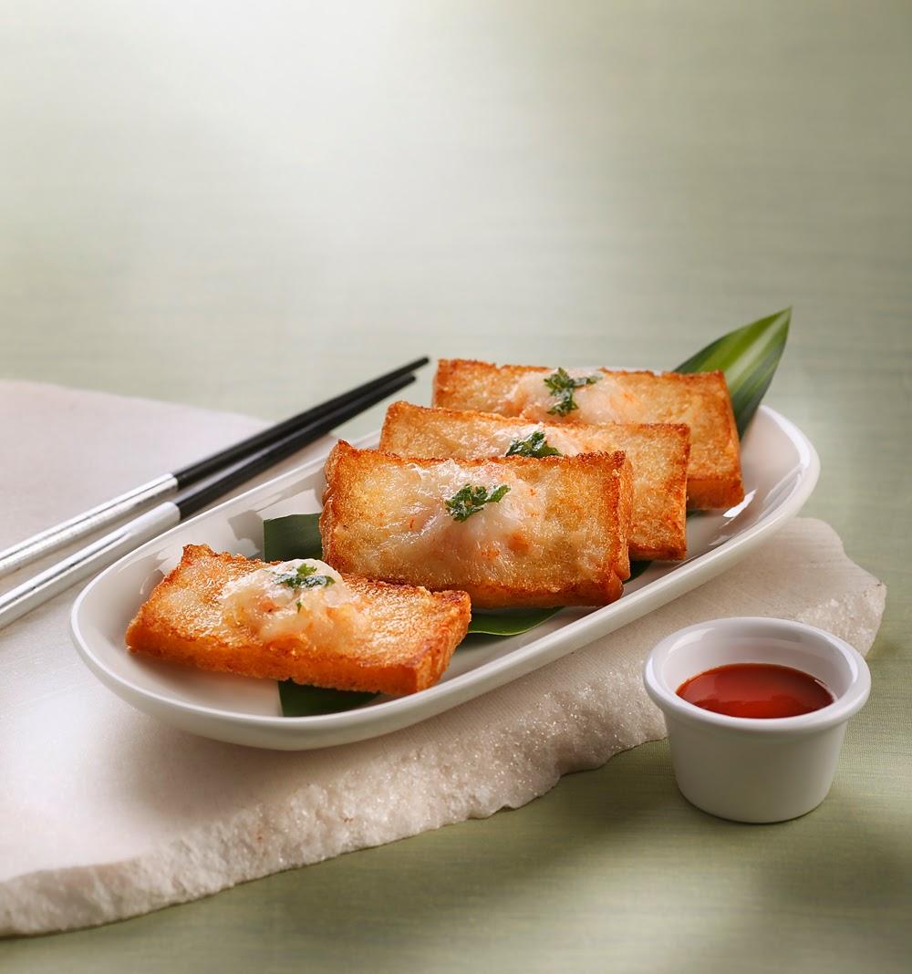 SIFU - Crispy Prawn Toast