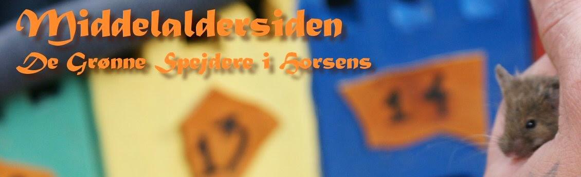 Middelaldersiden - De Grønne Spejdere i Horsens