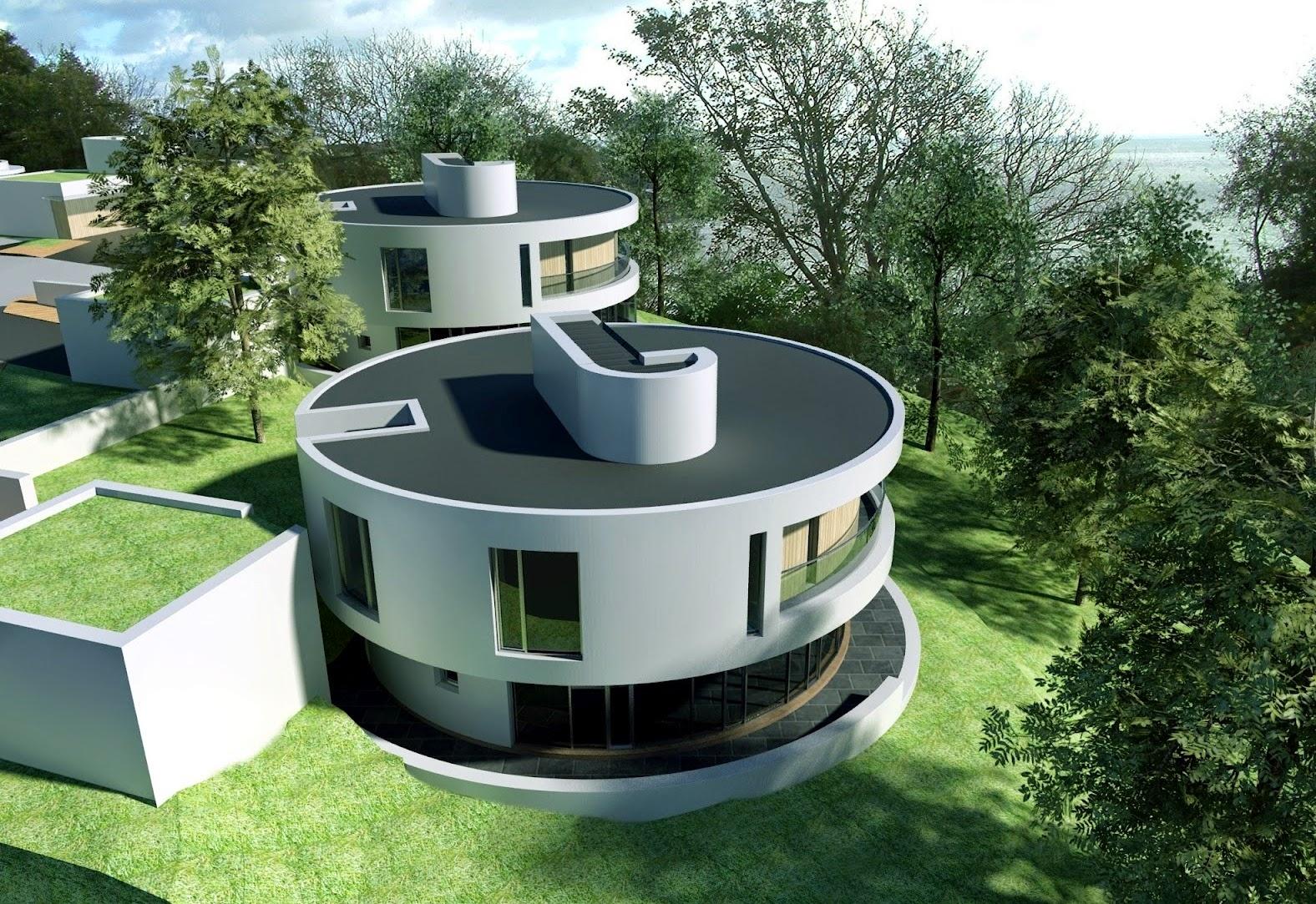 Unique Modern Small Home Designs