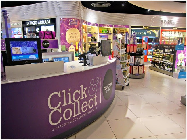 The Loop Airport Shopping Dublin and Cork Airport