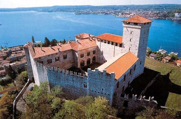 итальянский замок Борромео