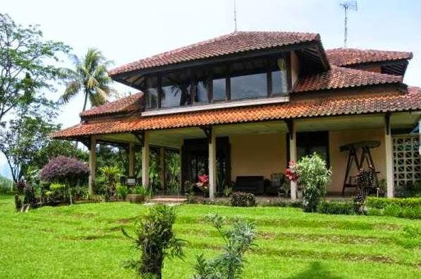 Villa And Resto Paddessa Maison Ciawi Bogor Sewa Villa