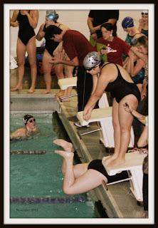 3girls Monkey's Swim Team