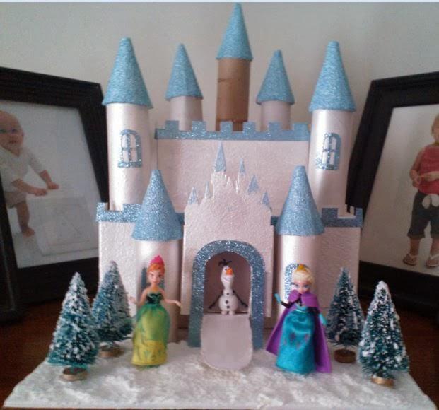 Elegant #4 Frozen Valentine Box