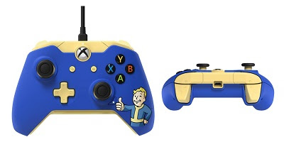 gamestop coupons xbox one fallout 4 vault boy wired controller