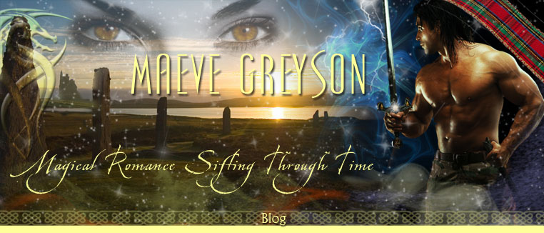 Maeve Greyson