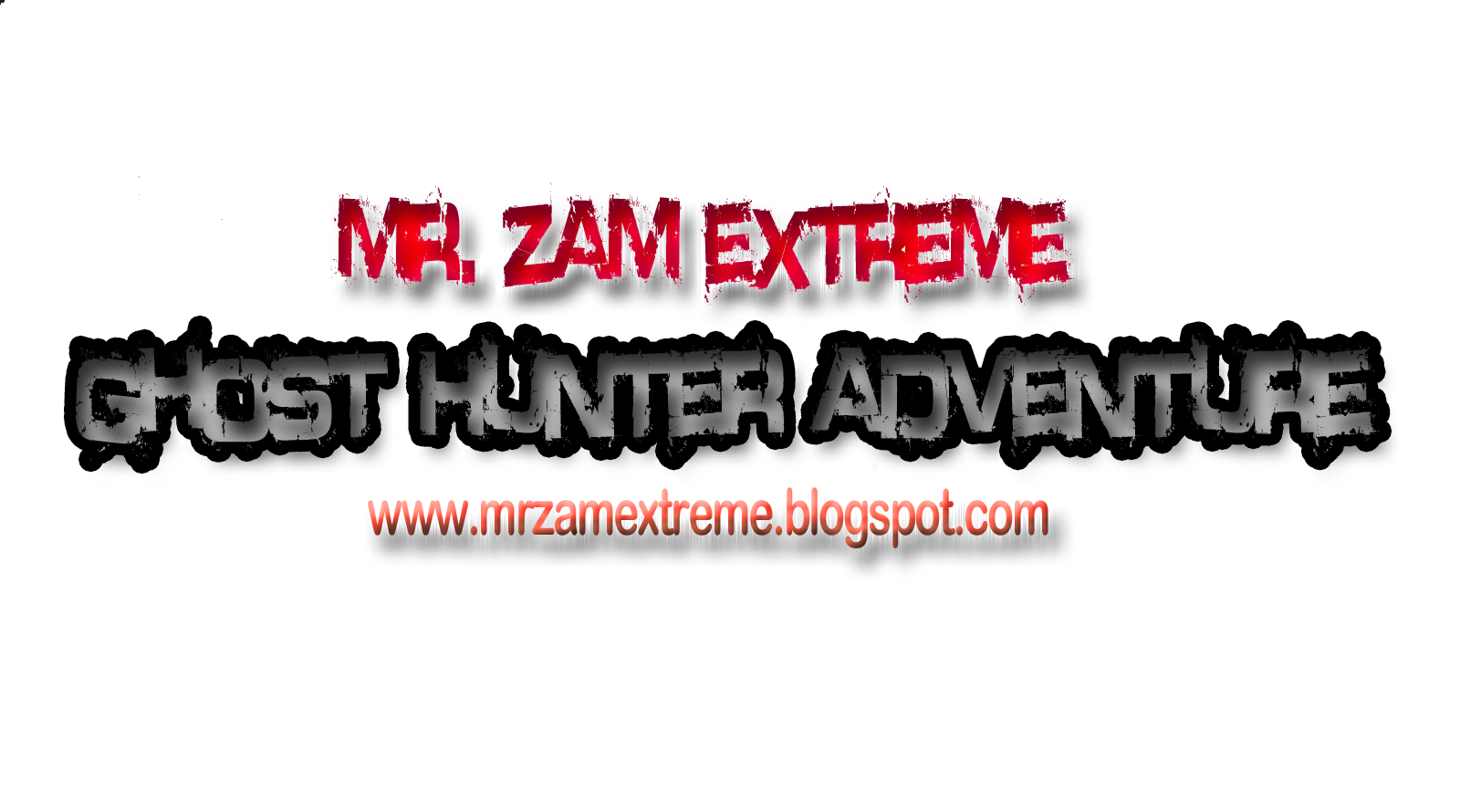 Mr.Zam Extreme Ghost Hunter Adventure's
