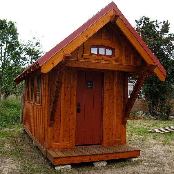 Modelos de casas dise os de casas y fachadas for Casas de madera pequenas