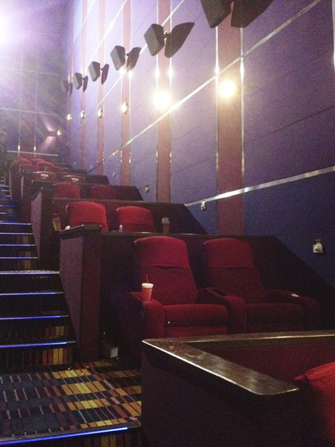 Ultra Cinema at Resorts World Manila seats