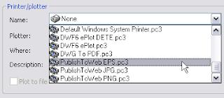 إدراج ملفات الاوتوكاد في برامج MS Word و PowerPoint Image1