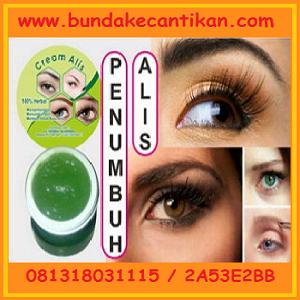 Gel Penumbuh Alis Mata REAL LONG LASH 100% herbal Call 081318031115