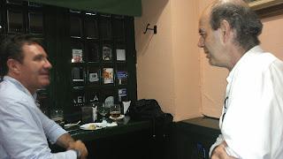 Juan Redondo y Carlos Puente Ortega