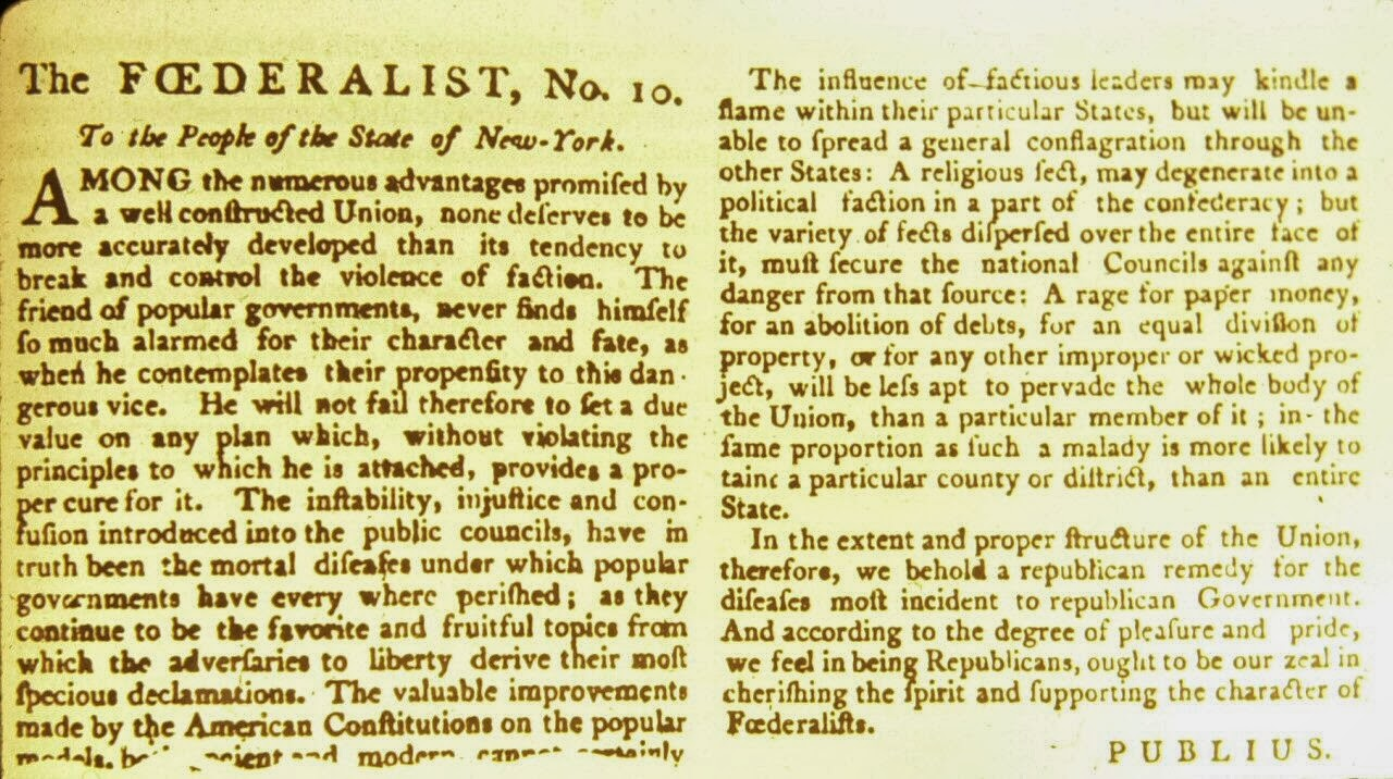 EDITORS OBSERVATION ตุลาคม  Federalist    Archive