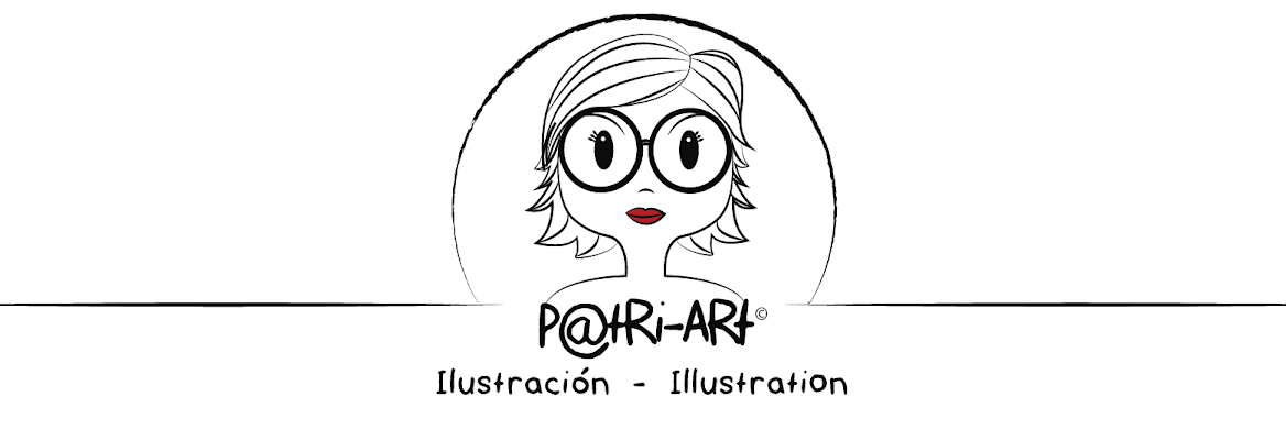 p@tRi-ARt · Illustration - Ilustración ·
