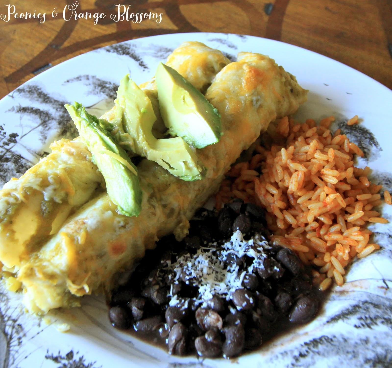 potato enchilada recipe