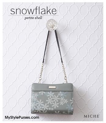 Miche Snowflake Petite Shell