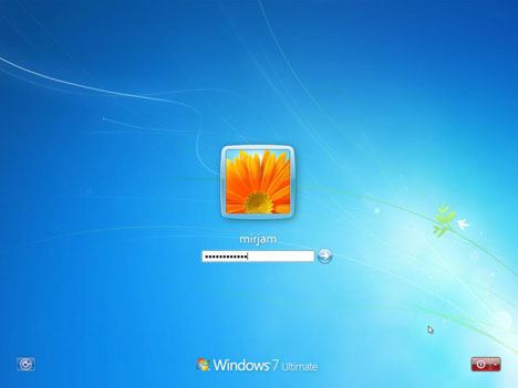 forget windows 7 password,reset password