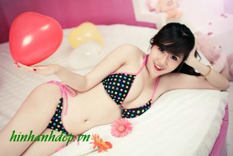 ảnh girl xinh kute hot girl Nu Phạm 55