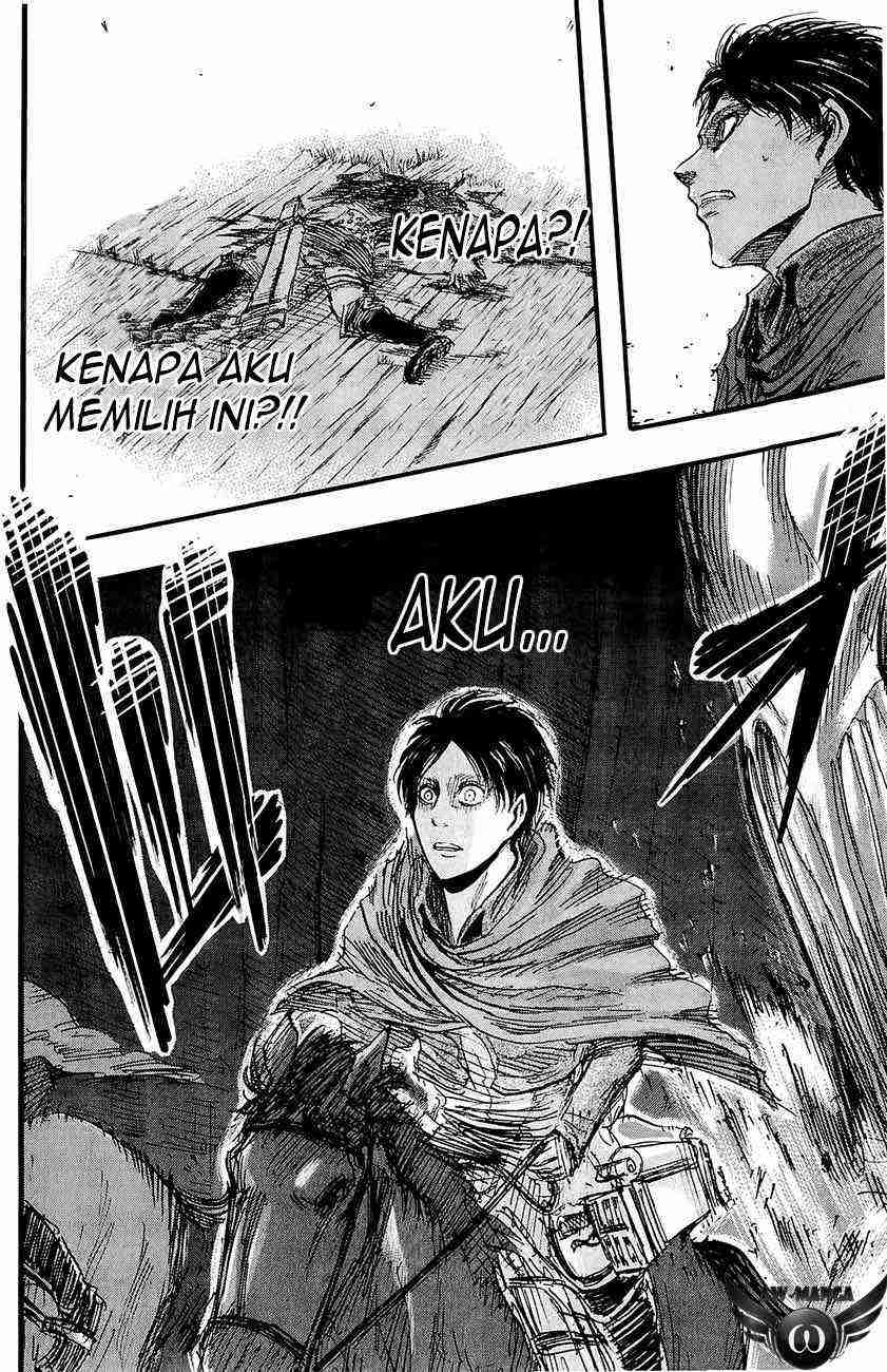 Dilarang COPAS - situs resmi www.mangacanblog.com - Komik shingeki no kyojin 026 - cara yang bijak 27 Indonesia shingeki no kyojin 026 - cara yang bijak Terbaru 30|Baca Manga Komik Indonesia|Mangacan