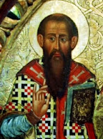CL Blog patron for 2015: St. Basil the Great