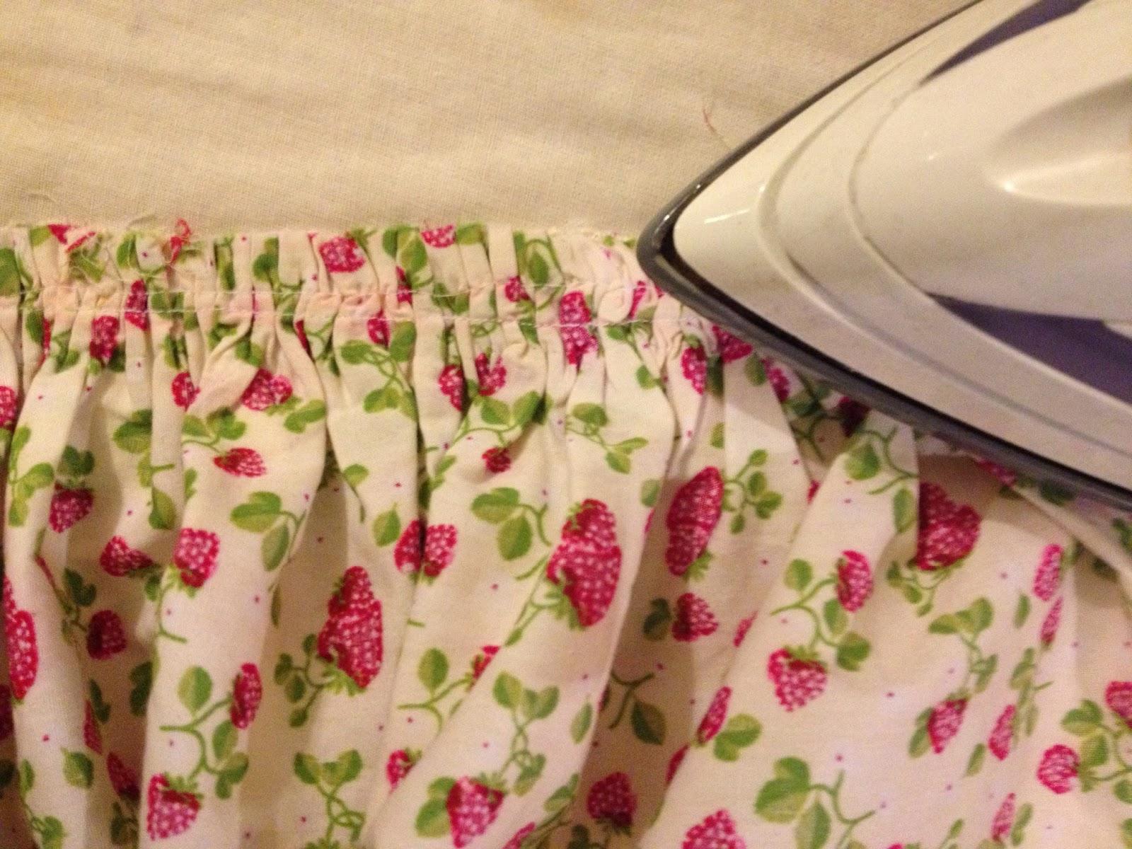 Как сшить юбку без оверлока 19