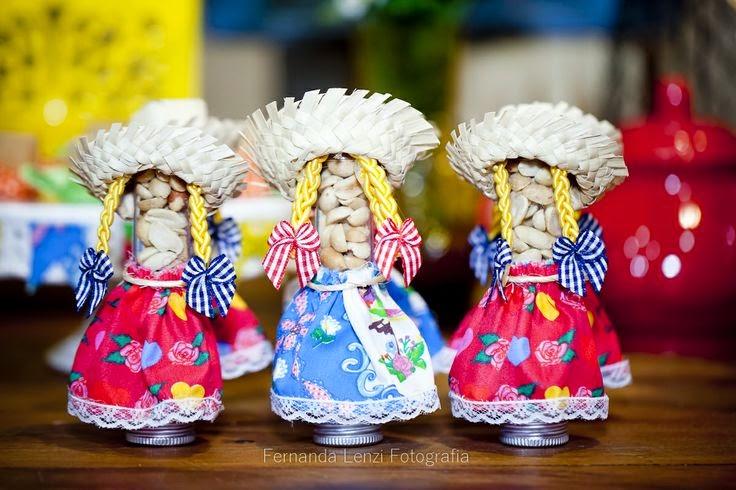 decoracao festa na roca : decoracao festa na roca:Aprender Brincando: Decoração Festa Junina!