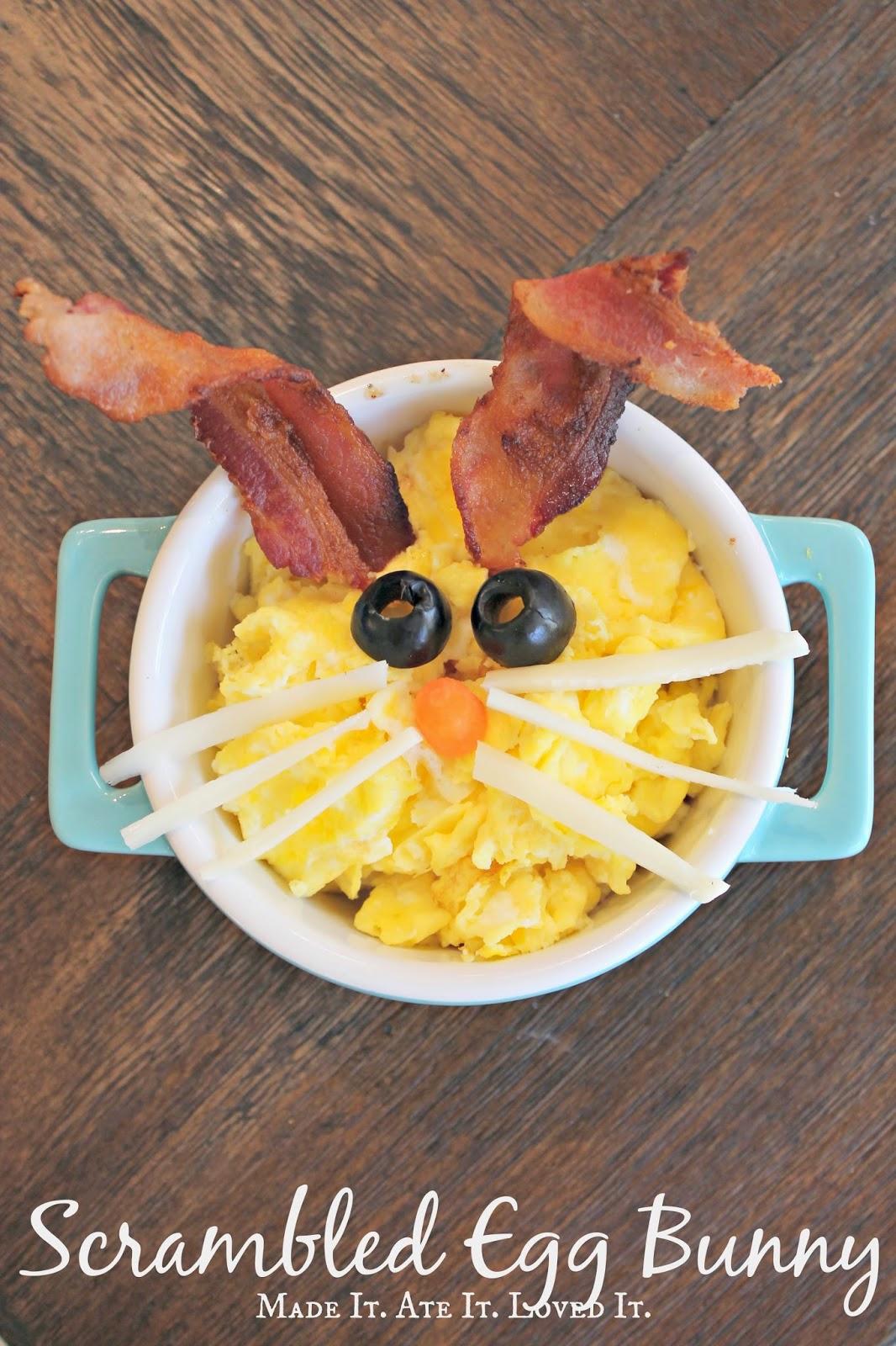 Scrambled Egg Bunny